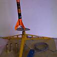 アルファーⅢモデルロケットスタータセット