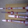 日本の固体燃料ロケット